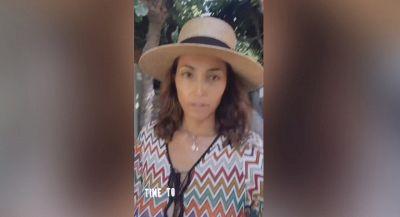 Caterina Balivo in vacanza si mostra felice e racconta del suo stato di salute