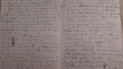 Ritrova una lettera di 78 anni fa: la storia incredibile
