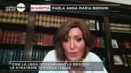 Anna Maria Bernini su referendum e regionali