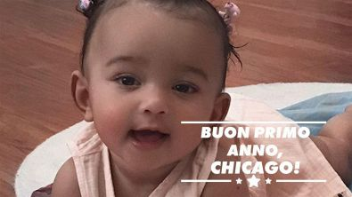 Buon comple... anno a Chicago West
