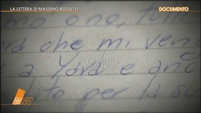 Le paure di Massimo Bossetti