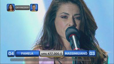 Massimiliano Varrese vs Pamela Camassa - La Finale - Chi vincerà? - II esibizione