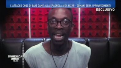 L'attacco choc di Baye Dame ad Aida