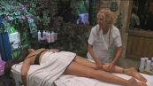 Un massaggio tutto al femminile per le VIP