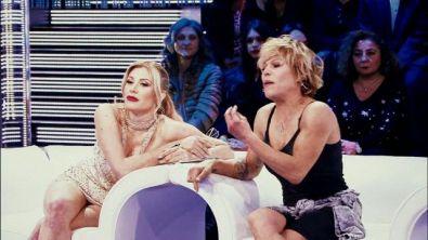 Lo scontro tra Floriana Secondi e Paola Caruso