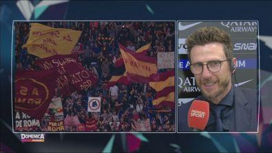 """""""Complimenti alla Juve"""""""