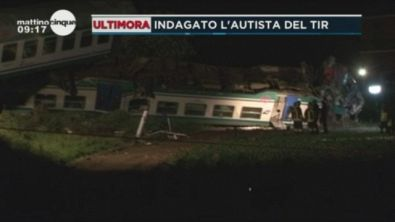 Ultimora: 2 morti e 25 feriti dell'incidente ferroviario