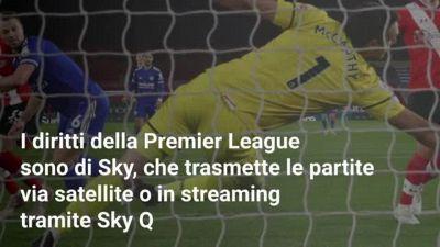 Dove vedere il calcio inglese in streaming