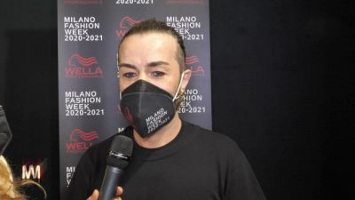 Jo Squillo: Wella Professionals alla Milano Fashion Week