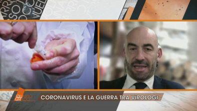 Coronavirus e i pareri dei virologi