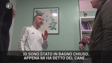 Supercoppa Juventus-Milan, com'è finito Bernardeschi chiuso in bagno?
