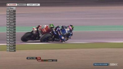 Rea dice 17 in Qatar