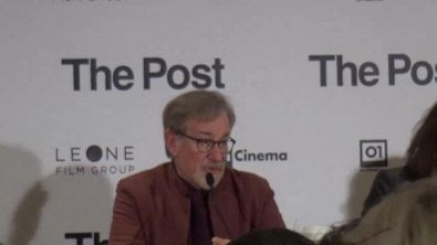 The Post: Meryl Streep, Tom Hanks e Steven Spielberg a Milano