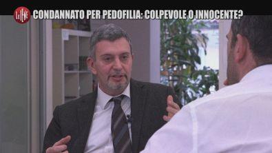 VIVIANI: Condannato per pedofilia: colpevole o innocente?