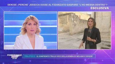 La scomparsa di Denise Pipitone: perché Jessica disse al fidanzato Gaspare ''L'ho messa dentro''?