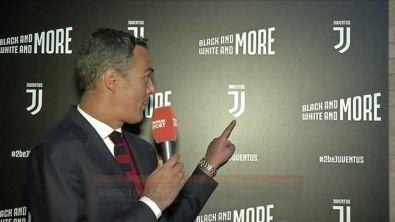 La Juve cambia look