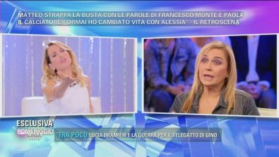 Lory Del Santo Vs. Francesco Monte