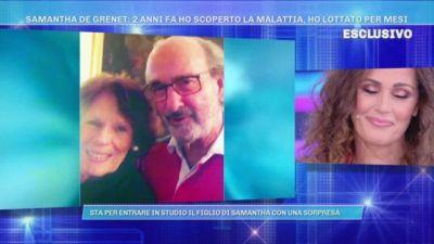 Il messaggio dei genitori a Samantha De Grenet