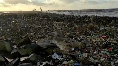 Legambiente: in Italia, ogni 100 metri di spiaggia 783 rifiuti