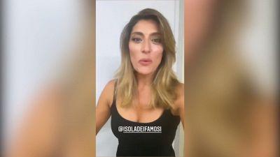 Elisa Isoardi, regina delle Amazzoni, torna all'Isola