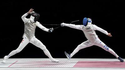 Gli azzurri e la scherma storia di un trionfo olimpico
