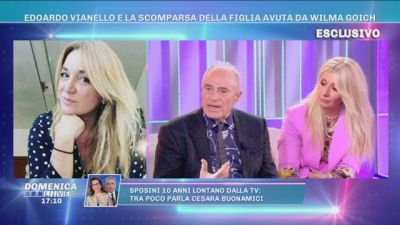 Edoardo Vianello racconta il dolore per la perdita della primogenita Susanna