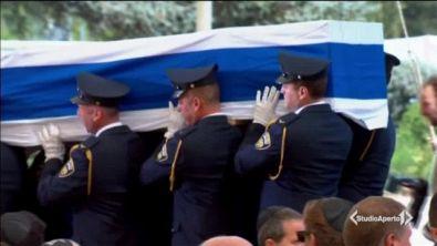Peres, l'addio dei grandi