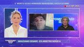 È morto Diego Armando Maradona - Il ricordo di Graziano Cesari