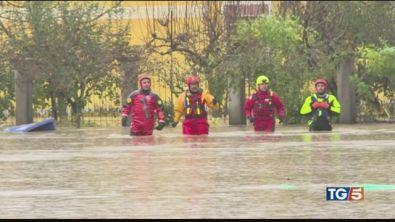 Una vittima in Piemonte alluvioni da nord a sud