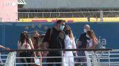 Jennifer Lopez e Ben Affleck a Venezia per il Festival del cinema