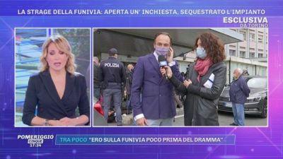 La strage della funivia - Parla Alberto Cirio, presidente della regione Piemonte