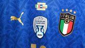 Dall'Italia all'Algeria, tutte le patch celebrative sulle maglie delle nazionali