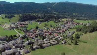 Le località dell'Alpe Cimbra