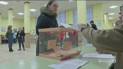 Spagna al voto, rischio stallo