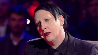 A tu per tu con Marilyn Manson