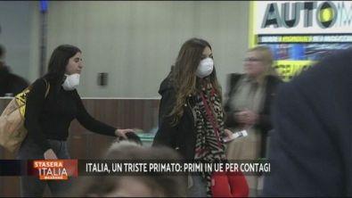 Coronavirus: Italia un triste primato