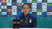 """Europei, Mancini: """"Non ho vinto da azzurro, voglio vincere da ct"""""""