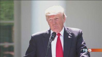 Clima, Trump si sfila. Ue: no nuovi accordi