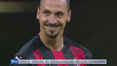 Zlatan Ibrahimovic l'immortale