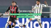 Serie A 2020/21: Juventus-Milan 0-3