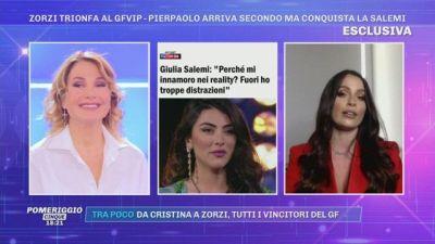Il ''caso'' Giulia Salemi
