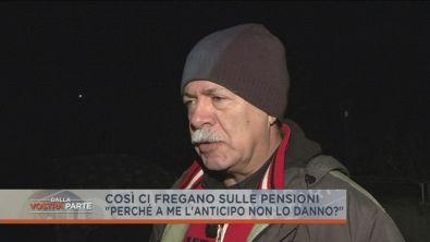 Senza pensione