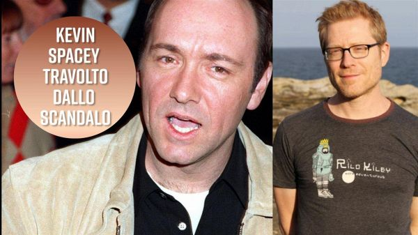Kevin Spacey, Presidente dello scandalo
