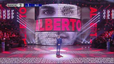 Alberto - Quarta puntata Serale - Seconda manche
