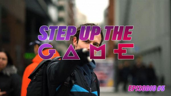 Step up the game, episodio 5: la folle corsa di Koen