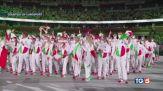 Prime medaglie italiane 6 azzurri in quarantena