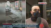 Maltempo: la situazione a Catania