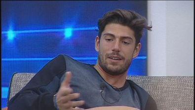 Ignazio continua l'intervista