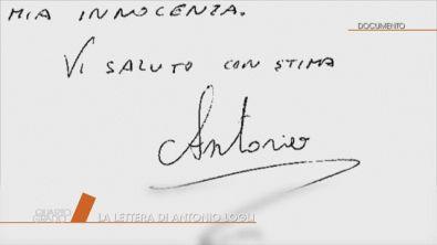 Antonio Logli scrive...