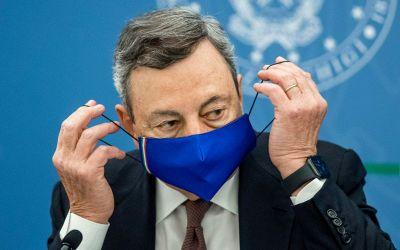 Covid, le parole di Mario Draghi contro i no vax